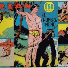 Cómics: TARZÁN,EL HOMBRE MONO.REEDICIÓN. HISPANO AMERICANA.. Lote 177791033