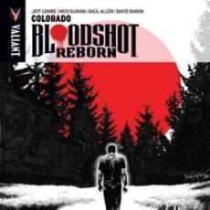Cómics: [UNIVERSO VALIANT] BLOODSHOT REBORN 1 - COLORADO (MEDUSA COMICS). Lote 177827384