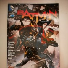 Cómics: BATMAN N4. LA NOCHE DE LOS BÚHOS.. Lote 177827400