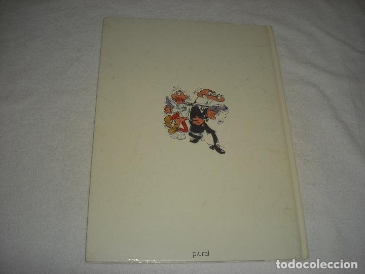 Cómics: MORTADELO Y FILEMON. SOBORNO , ED. PLURAL 2000. - Foto 2 - 177835992