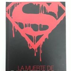 Cómics: LA MUERTE DE SUPERMAN - JURGENS, ORDWAY, STERN, GRUMMETT, SIMONSON, BOGDANOVE, GUICE - ECC CÓMICS. Lote 177861190