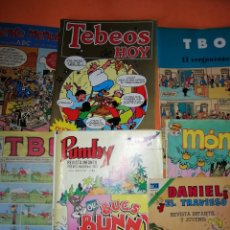 Cómics: TEBEOS INFANTILES. LOTE. VARIOS ESTADOS . VARIAS EDITORIALES. NO SUELTOS.. Lote 177937010