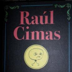 Cómics: PRODIGIOS, RAÚL CIMAS, ED. BLACKIE BOOKS. Lote 177938274