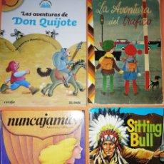 Cómics: CUENTOS INFANTILES . LOTE. VARIAS EDITORIALES. VER FOTOS DE ESTADO. NO SUELTOS.. Lote 177940657