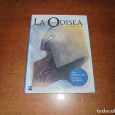Cómics: COMIC TAPA DURA: LA ODISEA (GUIÓN F. VILLALOBOS- DIBUJOS J. GONZÁLEZ). Lote 177943332