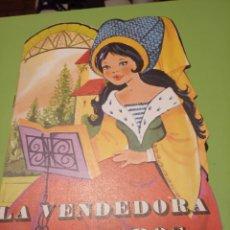 Cómics: CUENTO TROQUELADO. Lote 177961207