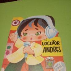 Cómics: CUENTO TROQUELADO. Lote 177962174