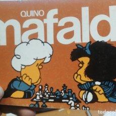Cómics: QUINO. MAFALDA. N. 1. Lote 178035773