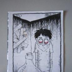 Cómics: FANZINE - COMIC - ERUCTO PERUANO Nº 0 - 2012 - IMPORTACIÓN PERÚ. Lote 178037280