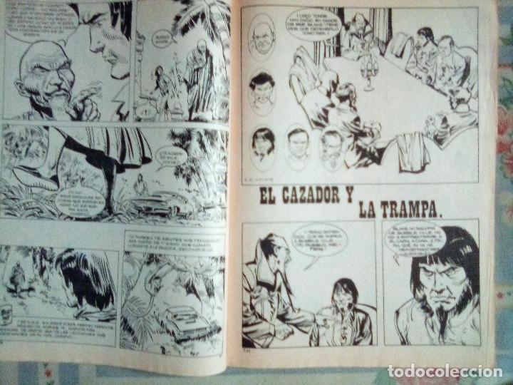 Cómics: KUNG FÚ-Nº 40 -RECUERDA CUERVO...-1978-JORDI BERNET- JOSEP GUAL-AMADOR-BUENO-RARO-LEAN-2066 - Foto 4 - 178053753