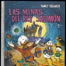 Cómics: LAS MINAS DEL REY SALOMÓN / COLECCIÓN DUMBO, 1 - SALVAT, 2012 | EDICIÓN FACSIMIL DE ORIGINAL DE ERSA. Lote 57374056