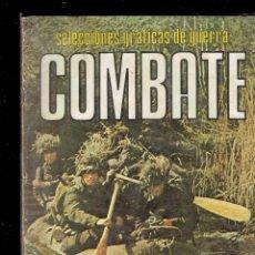 Cómics: 5 COMICS COMBATE N,127,126,123,122 ,E,EDITORIALES AÑO 1982. Lote 178106778