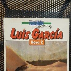 Cómics: COMIC - NOVA 2 - LUIS GARCIA - COLECCION RAMBLA COLOR Nº 5. Lote 178171216