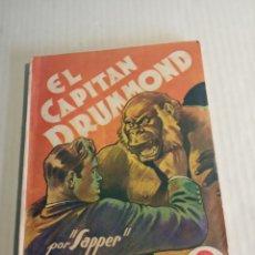 Cómics: EL CAPITAN DRUMMOND. Lote 178172971