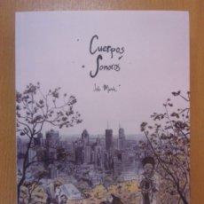 Cómics: CUERPOS SONOROS / JULIE MAROH / DIBBUKS. 2018. Lote 178183131