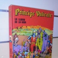 Cómics: PRINCIPE VALIENTE TOMO Nº 4 LA LLAMA DE LA VIDA - BURU LAN EDICIONES . Lote 178288008