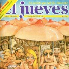 Cómics: EL JUEVES 164. AÑO 1980. Lote 178358656