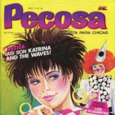 Cómics: PECOSA Nº 14 1986. Lote 178363685
