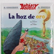 Cómics: ASTERIX 2 - LA HOZ DE ORO - SALVAT. Lote 28187575