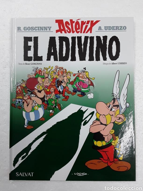 ASTÉRIX 19. EL ADIVINO - UDERZO - SALVAT (Tebeos y Comics - Comics otras Editoriales Actuales)