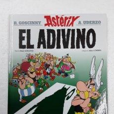 Cómics: ASTÉRIX 19. EL ADIVINO - UDERZO - SALVAT. Lote 178565481