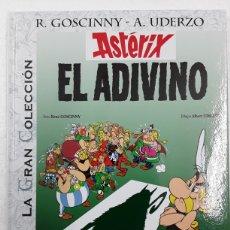 Cómics: ASTÉRIX 19. EL ADIVINO (LA GRAN COLECCIÓN) - UDERZO - SALVAT. Lote 178565891