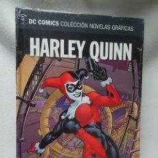 Cómics: HARLEY QUINN, DC COMICS COL NOVELAS GRÁFICAS N9, ED SALVAT, NUEVO DE KIOSCO, VER FOTOS. Lote 178572463