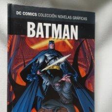 Cómics: BATMAN E HIJO, DC COMICS COL NOVELAS GRÁFICAS N8, ED SALVAT, VER FOTOS. Lote 178572571