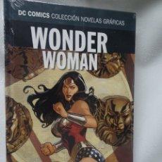 Cómics: WONDER WOMAN, DC COMICS COL NOVELAS GRÁFICAS N7, ED SALVAT, NUEVO DE KIOSCO, VER FOTOS. Lote 178572738