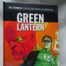 Cómics: GREEN LANTERN, DC COMICS COL NOVELAS GRÁFICAS N6, ED SALVAT, VER FOTOS. Lote 178572913