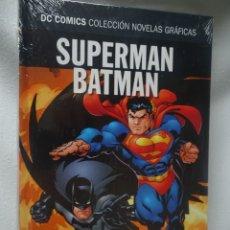 Cómics: SUPERMAN BATMAN, DC COMICS COL NOVELAS GRÁFICAS N5, NUEVO DE KIOSCO, ED SALVAT, VER FOTOS. Lote 178573126