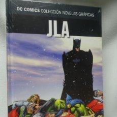 Cómics: JLA TORRE DE BABEL, DC COMICS COL NOVELAS GRÁFICAS N4, NUEVO DE KIOSCO, ED SALVAT, VER FOTOS. Lote 178573252