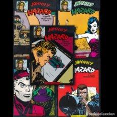 Cómics: JOHNNY HAZARD. NORMA CLASICO. 5 ALBUMS. 1 2 3 4 5. FRANK ROBBINS 1983. Lote 178573972