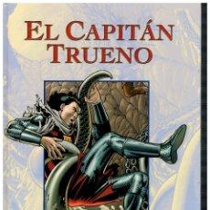 Cómics: EL CAPITÁN TRUENO -FANS- COMPLETA 44 NºS. EN 10 TOMOS. EDICIONES B, 2001. EXCELENTE.. Lote 178623615