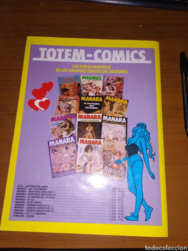 Cómics: MANARA CANDID CAMERA RECOPILACIÓN DE LAS AVENTURAS DE MIEL, cómic erótico para adultos - Foto 4 - 178631618