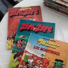 Cómics: 3 COMICS MAGOS DEL HUMOR. Lote 178645526