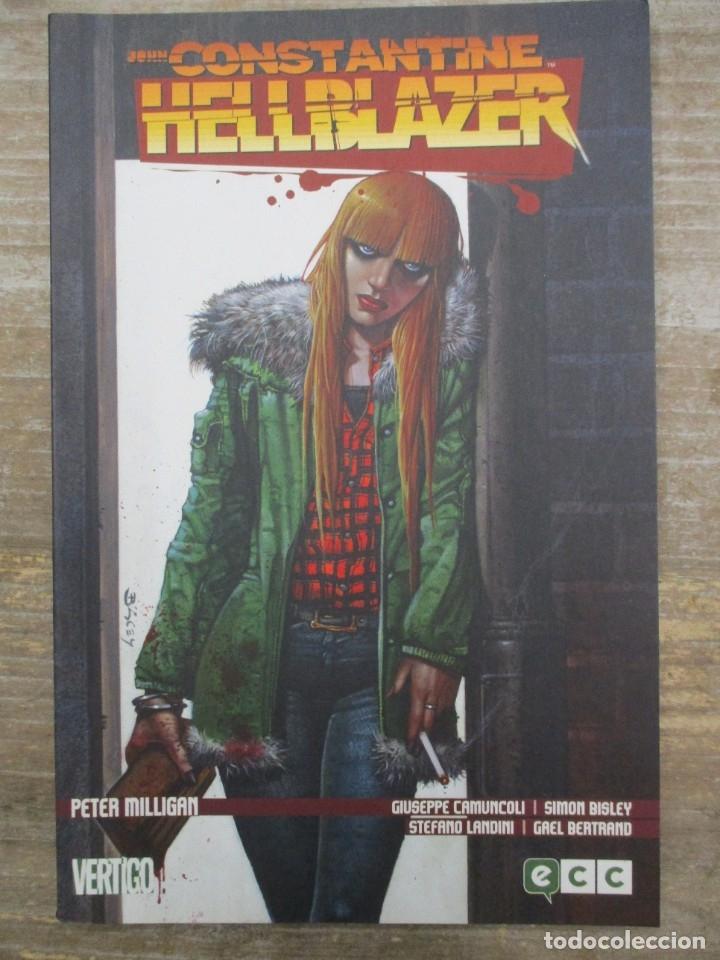 JOHN CONSTANTINE - HELLBLAZER - Nº 6 - PETER MILLIGAN - VERTIGO - ECC (Tebeos y Comics - Comics otras Editoriales Actuales)