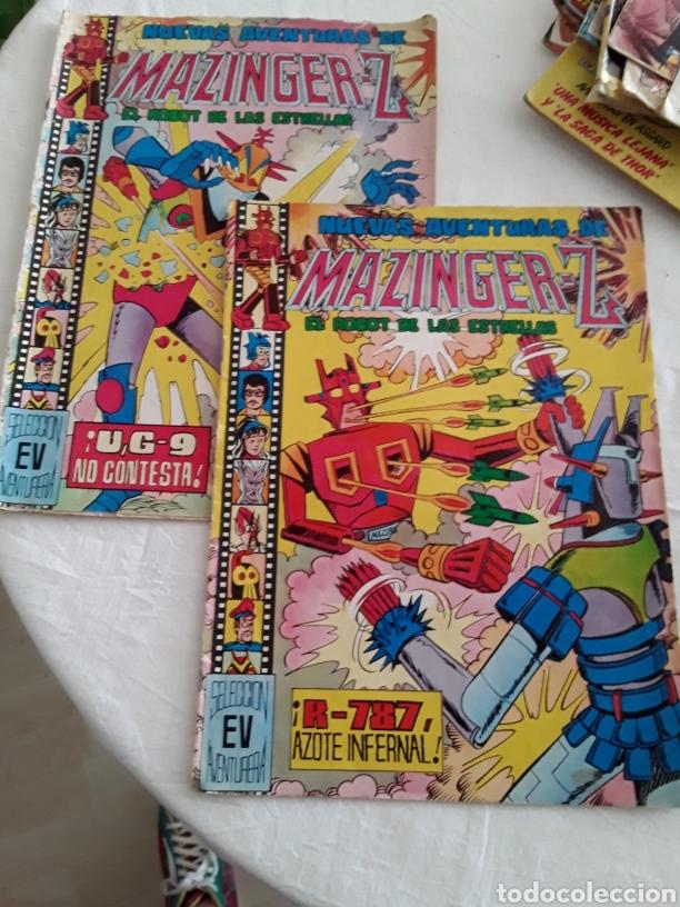 NUEVAS AVENTURAS MAZINGER-Z (Tebeos y Comics Pendientes de Clasificar)