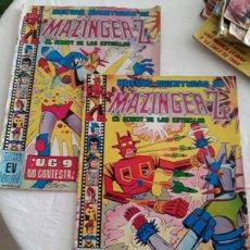 Cómics: NUEVAS AVENTURAS MAZINGER-Z. Lote 178649463