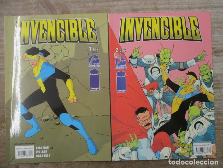 INVENCIBLE - COLECCION COMPLETA - ALETA EDICIONES (IMAGE) (Tebeos y Comics - Comics otras Editoriales Actuales)