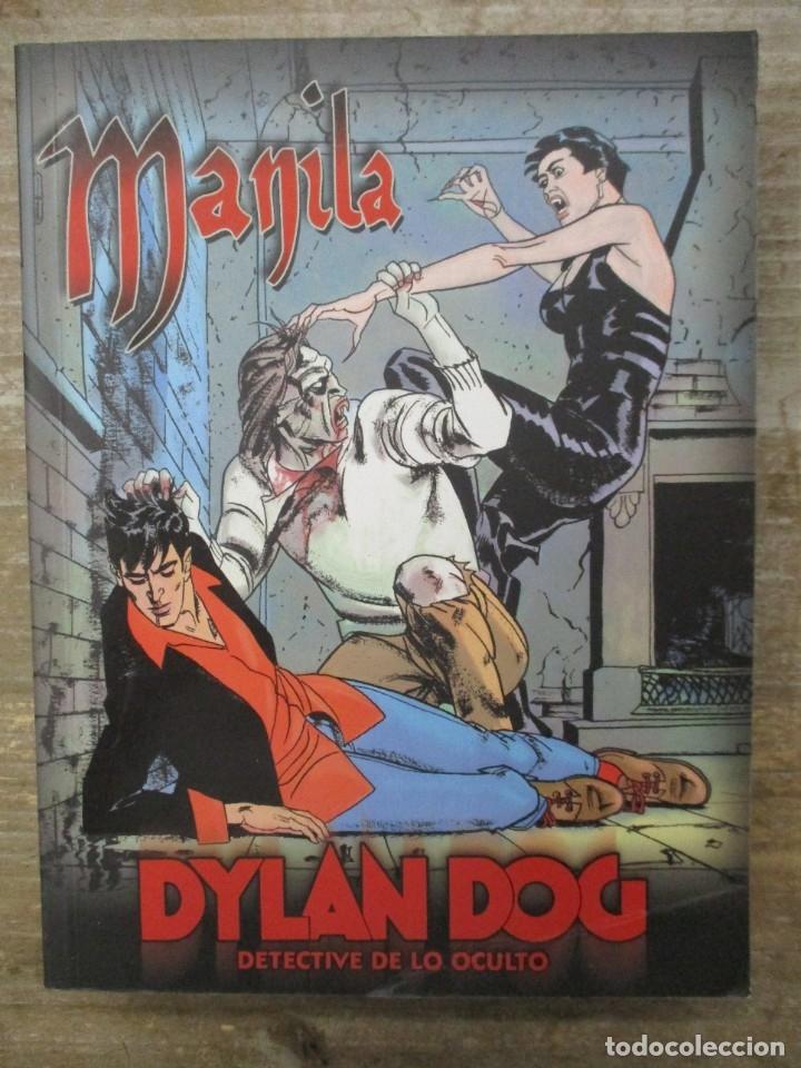 DYLAN DOG - MANILA - Nº 7 - BONELLI - ALETA EDICIONES - (Tebeos y Comics - Comics otras Editoriales Actuales)