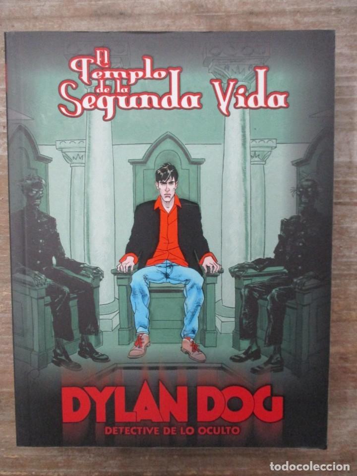 DYLAN DOG - EL TEMPLO DE LA SEGUNDA VIDA - BONELLI - ALETA EDICIONES - (Tebeos y Comics - Comics otras Editoriales Actuales)