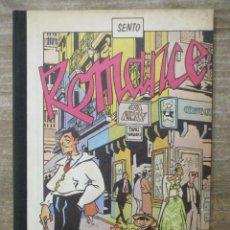 Cómics: ROMANCE - SENTO - ARREBATO EDITORIAL - COL. IMPOSIBLE Nº 2. Lote 178656496