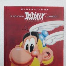 Cómics: ASTÈRIX GENERACIONS (CATALÀ) - SALVAT. Lote 178665058