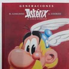 Cómics: ASTÈRIX GENERACIONES. Lote 178665280