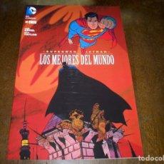 Cómics: SUPERMAN BATMAN - LOS MEJORES DEL MUNDO. Lote 178667886