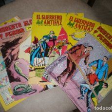 Cómics: LOTE DE 5 COMÍCS,VER FOTOS PARA VERIFICAR TÍTULOS.. Lote 178668507