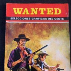 Cómics: TEBEO COMIC WANTED Nº 30 SELECCIONES GRÁFICAS DEL OESTE. Lote 178670373