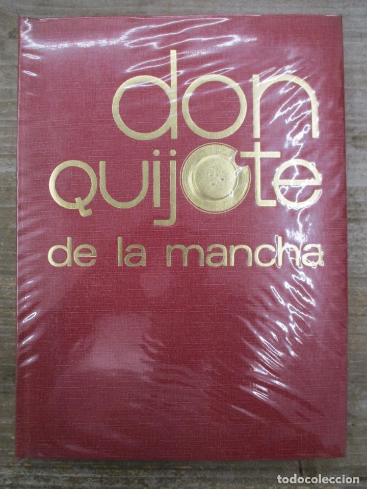 DON QUIJOTE DE LA MANCHA - 5 TOMOS - EDICIONES NARANCO (Tebeos y Comics - Comics Colecciones y Lotes Avanzados)