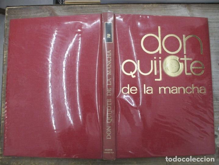 Cómics: DON QUIJOTE DE LA MANCHA - 5 TOMOS - EDICIONES NARANCO - Foto 3 - 178688826